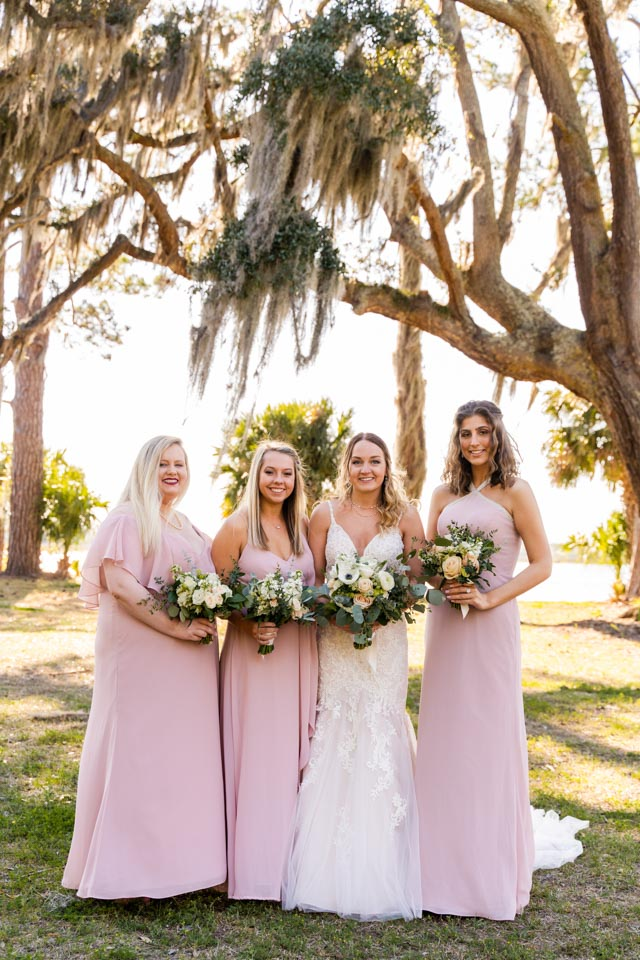 Wilmington Plantation Events Savannah Wedding 7