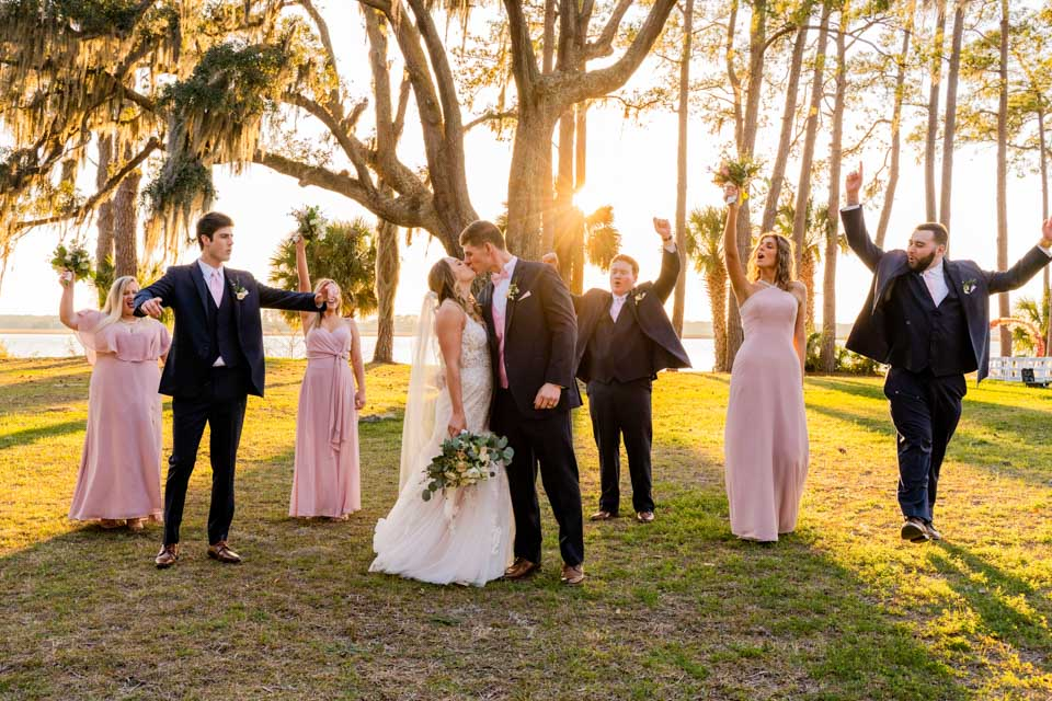 Wilmington Plantation Events Savannah Wedding 13